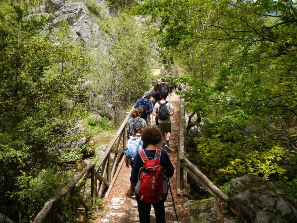 ΟΛΥΜΠΟΣ ΠΕΖΟΠΟΡΙΑ με την Trekking Hellas 29-30/05/2021
